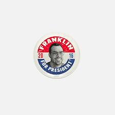 Franklin 2016 Mini Button