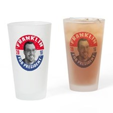Franklin 2016 Drinking Glass