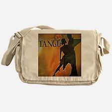 BeautifulTango Messenger Bag
