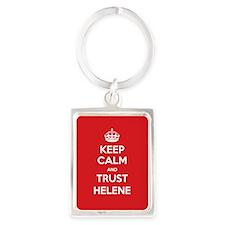 Trust Helene Keychains
