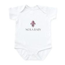 Nola Baby Pink FDL 2 Body Suit