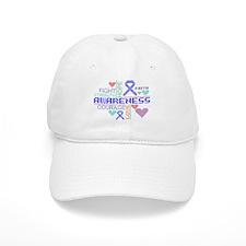 Dysautonomia Slogans Baseball Cap