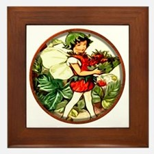 Fairy 4 Framed Tile