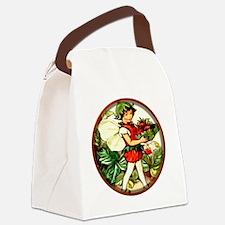 Fairy 4 Canvas Lunch Bag