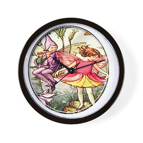 fairy 10 Wall Clock