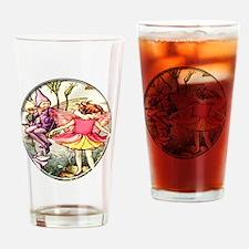 fairy 10 Drinking Glass