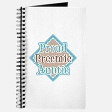 Proud Preemie Auntie Journal