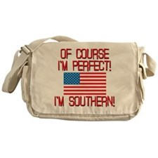 Perfect Southern Messenger Bag