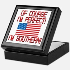 Perfect Southern Keepsake Box