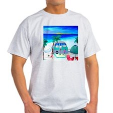 Air stream Camper art T-Shirt