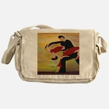 Ballroom Dancers Messenger Bag