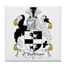 O'Sullivan (Beare) Tile Coaster