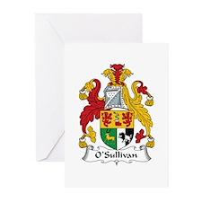 O'Sullivan Greeting Cards (Pk of 10)