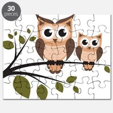 Brown Owl Duo Puzzle