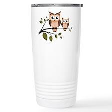 Brown Owl Duo Travel Mug