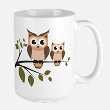Brown Owl Duo Mugs