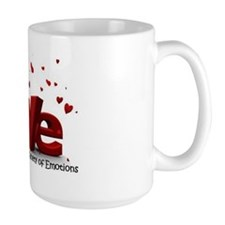 Lasting Over Variety Emotions Mug