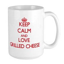 Keep calm and love Grilled Cheese Mugs