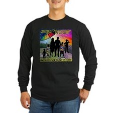 autism umbrella spectrum Long Sleeve T-Shirt