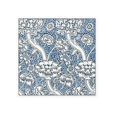 """William Morris Wandle  Square Sticker 3"""" x 3"""""""