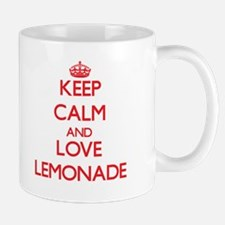 Keep calm and love Lemonade Mugs