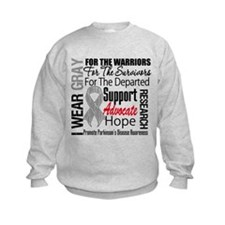 Parkinsons Disease Tribute Sweatshirt