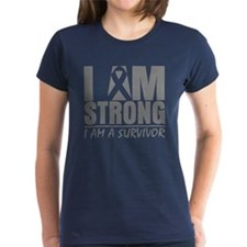 I Am Strong Parkinsons Disease T-Shirt