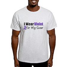 Violet Ribbon Sister T-Shirt