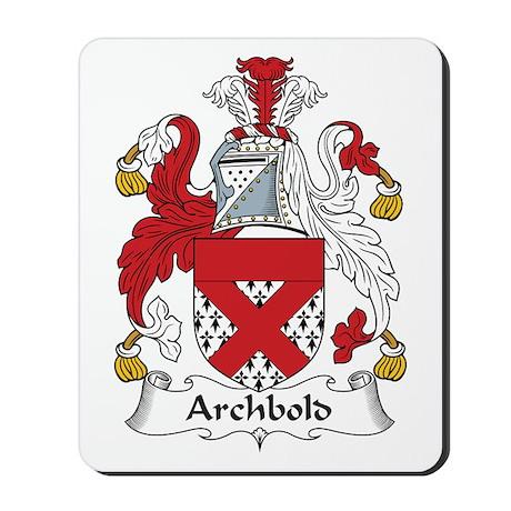 Archbold Mousepad