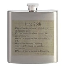 June 26th Flask