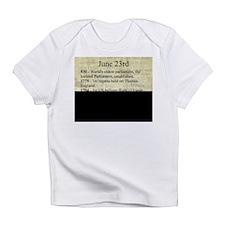 June 23rd Infant T-Shirt