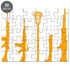 Lacrosse Weapons 2 Puzzle