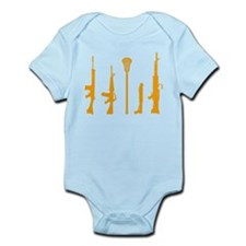 Lacrosse Weapons 2 Infant Bodysuit