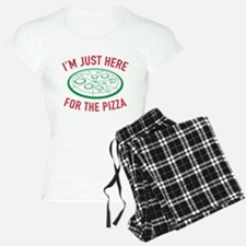 I'm Just Here For The Pizza Pajamas