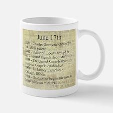 June 17th Mugs