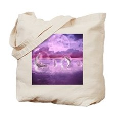 Dream Of Dolphins Tote Bag