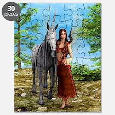Fairy and Unicorn Puzzle