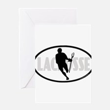 Lacrosse_Designs_IRock_Oval2_600 Greeting Cards