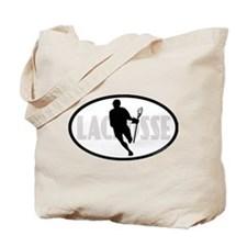 Lacrosse_Designs_IRock_Oval2_600 Tote Bag