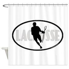 Lacrosse_Designs_IRock_Oval2_600 Shower Curtain