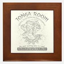 Tonga Room (Vintage Supper Club) Framed Tile