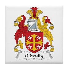 O'Scully Tile Coaster