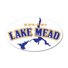 Lake Mead Wall Decal
