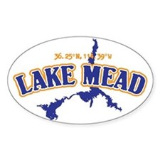 Lake Mead Decal