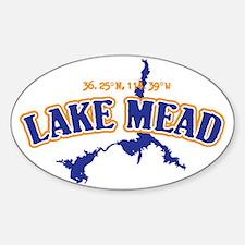 Lake Mead Sticker (Oval)