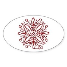 Outdoor Energy Oval Decal