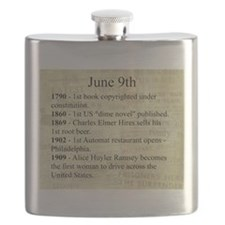 June 9th Flask
