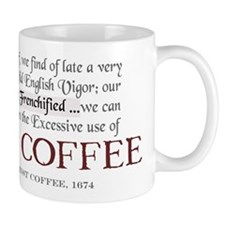 Womens Petition Against Coffee Mugs