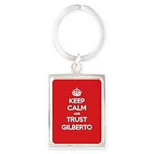 Trust Gilberto Keychains