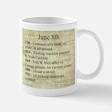 June 8th Mugs